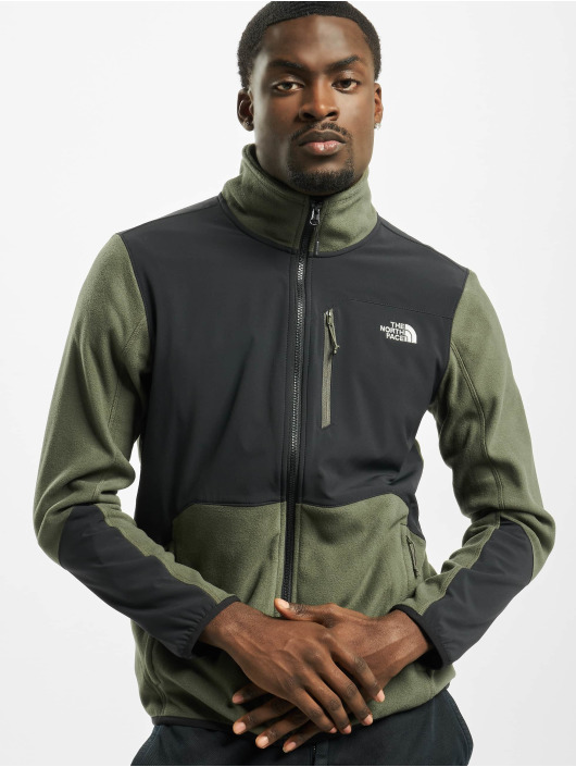 The North Face Lightweight Jacket Glacier Pro Full green