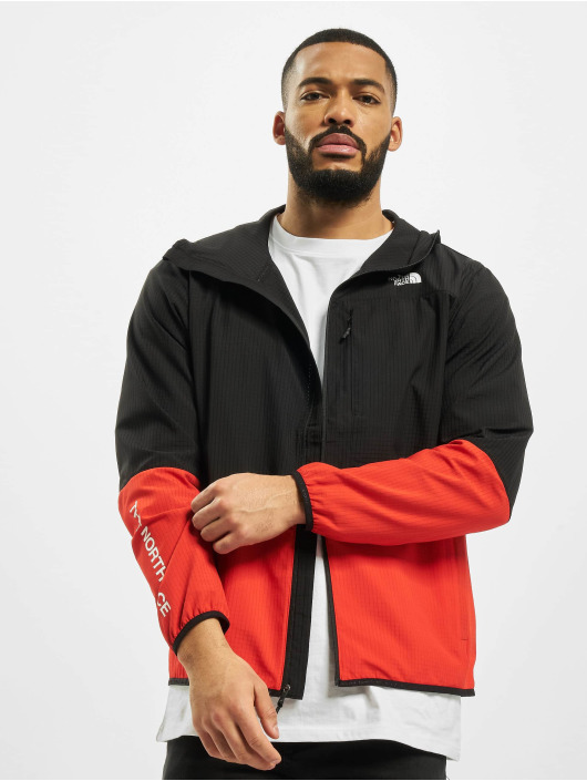 The North Face Lightweight Jacket Tnl red