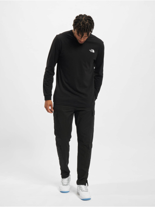 The North Face Longsleeves Simple Dome čern