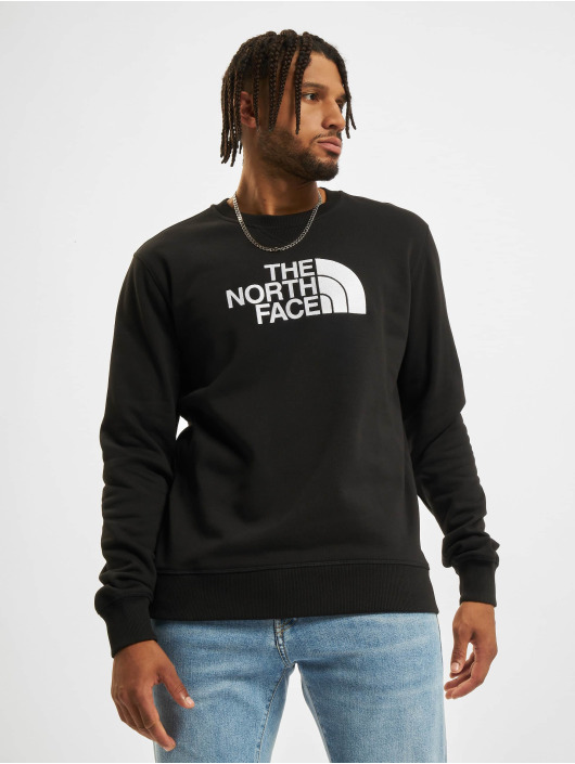 The North Face Maglia Drew Peak Crew nero
