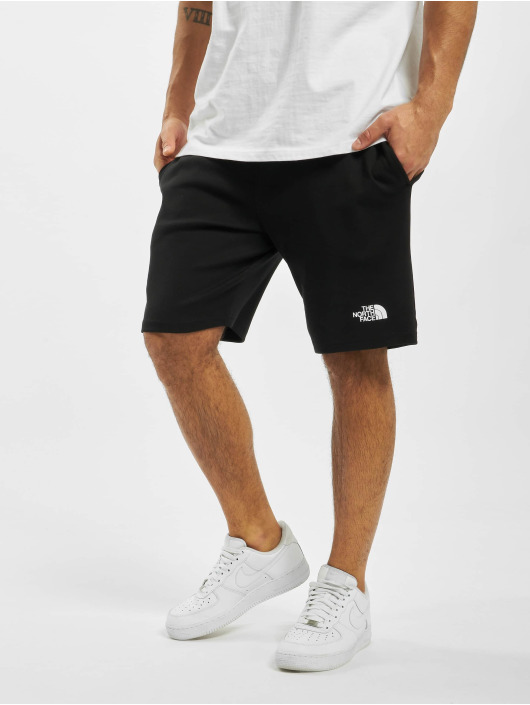 The North Face Shorts Graphic Short Ligt schwarz