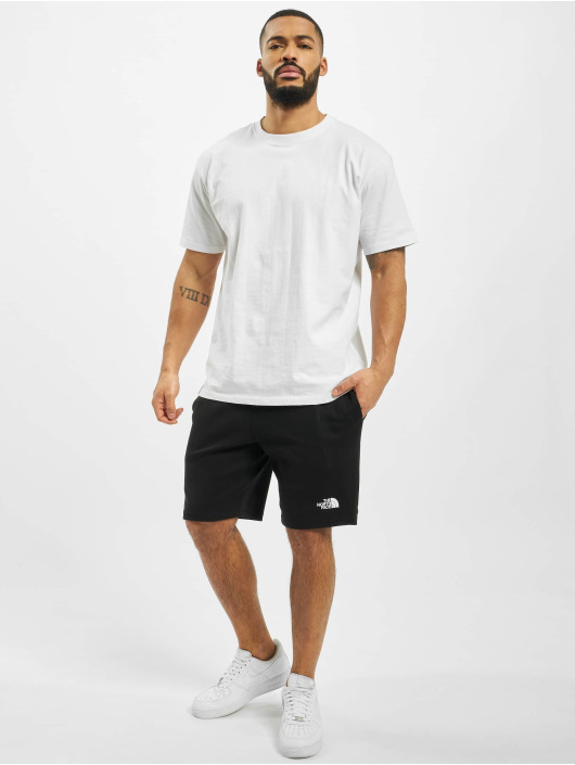 The North Face shorts Graphic Short Ligt zwart