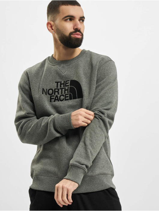 The North Face Swetry Drepeak Crew szary