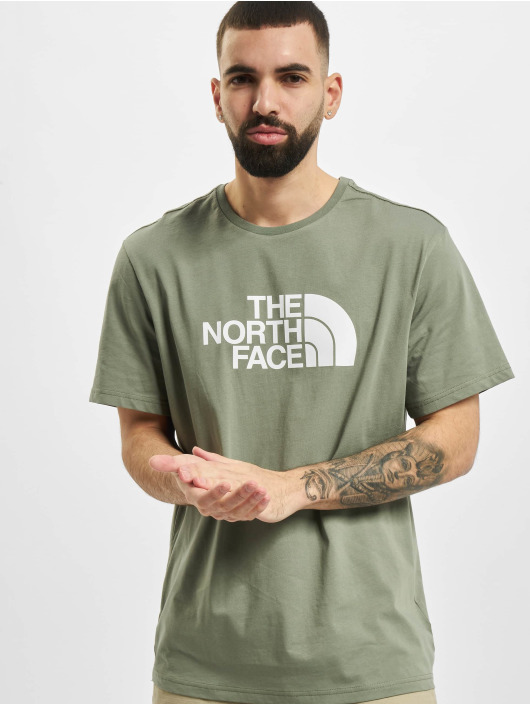 The North Face T-paidat Face Easy vihreä