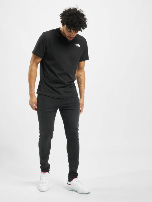 The North Face T-Shirt Redbox black
