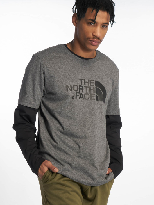 The North Face T-Shirt Easy grau