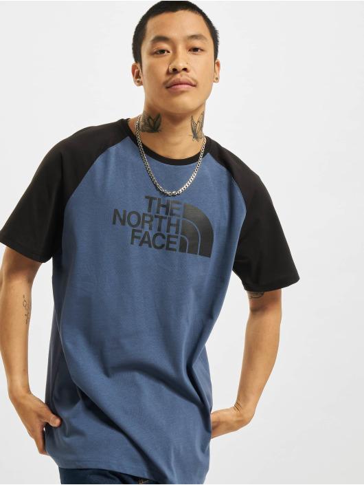 The North Face T-Shirt Raglan Easy indigo