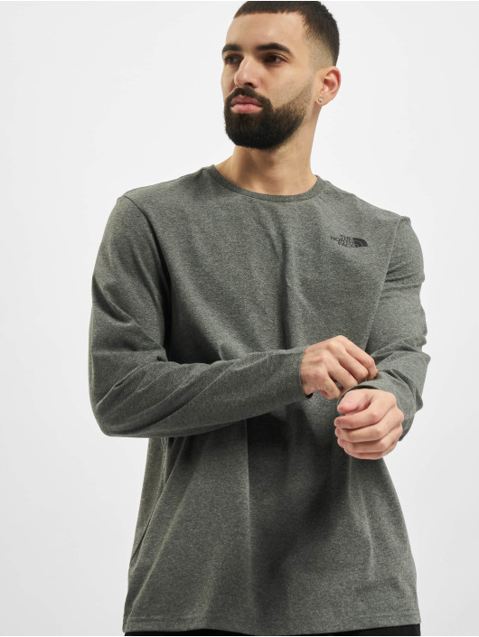 The North Face T-Shirt manches longues Easy gris