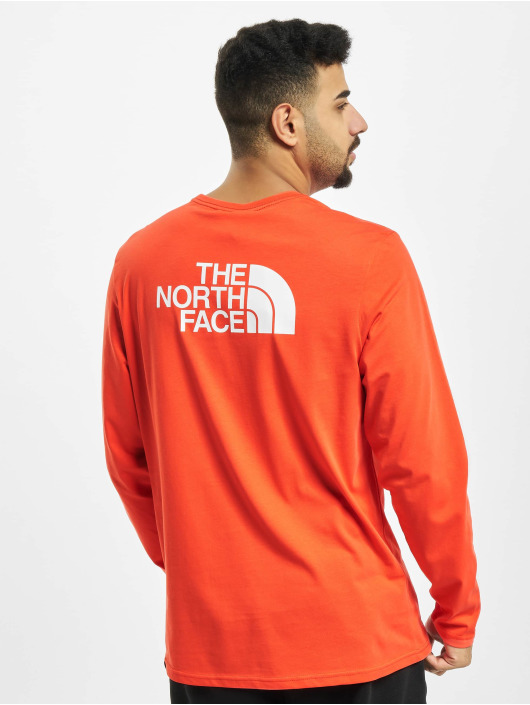 The North Face T-Shirt manches longues Easy rouge