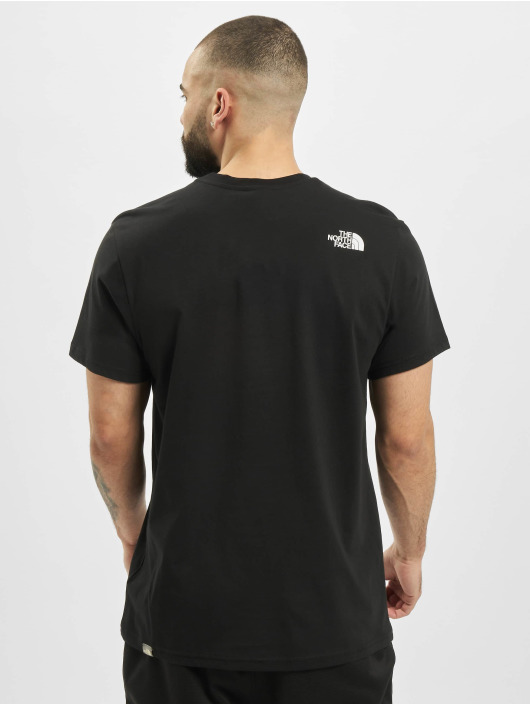 The North Face T-Shirt Simple Dom noir