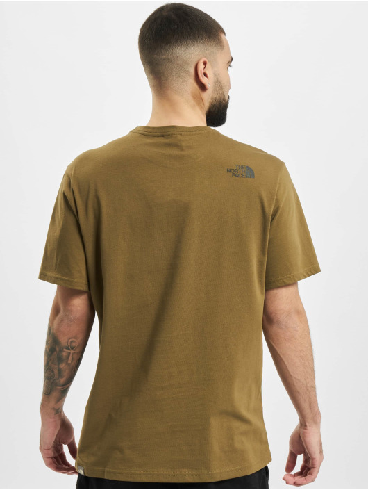 The North Face T-Shirt Easy olive