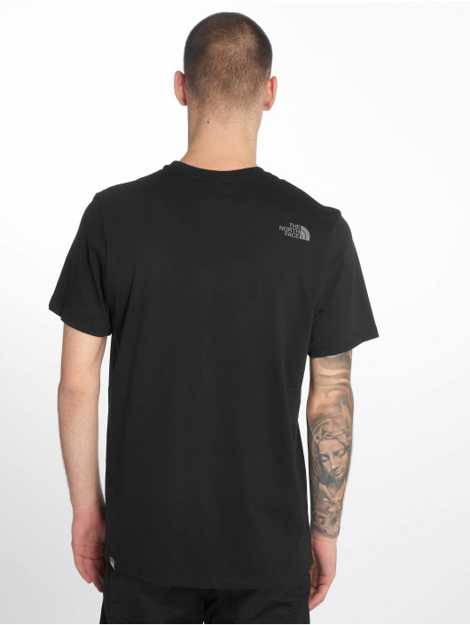 The North Face T-Shirt Easy schwarz