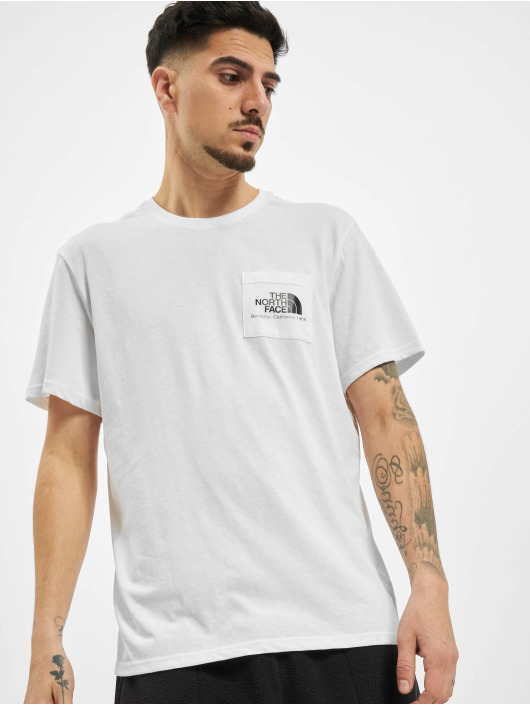 The North Face T-Shirty Berkeley bialy