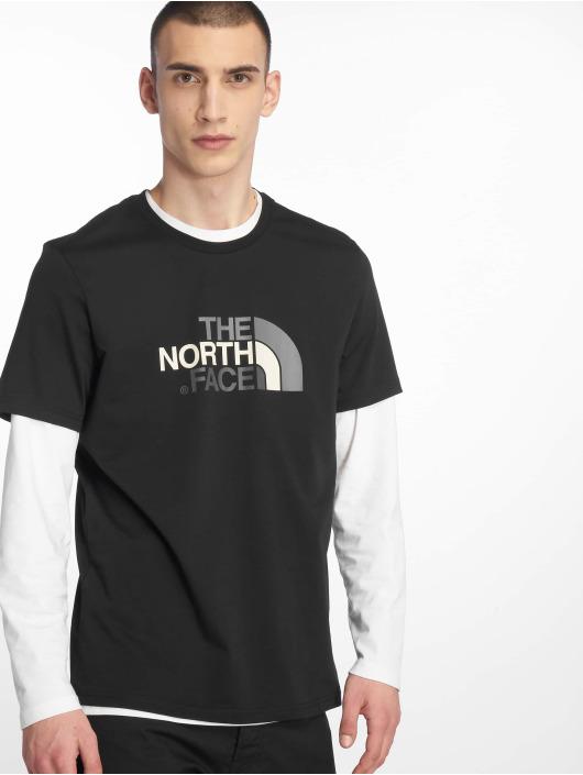 The North Face T-Shirty Easy czarny