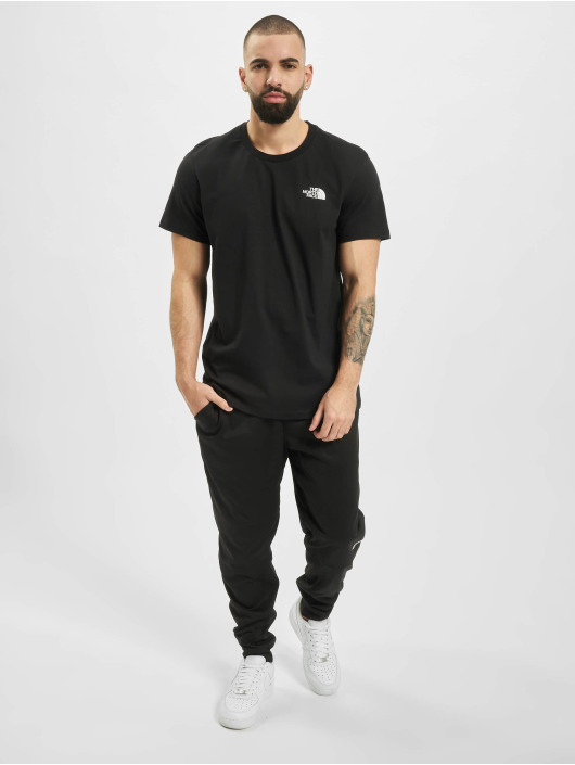 The North Face T-Shirty Simple Dom czarny