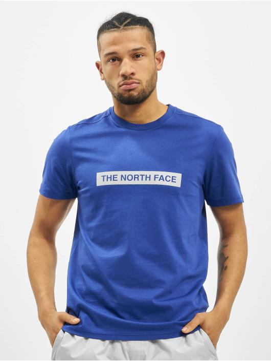The North Face T-Shirty Light niebieski