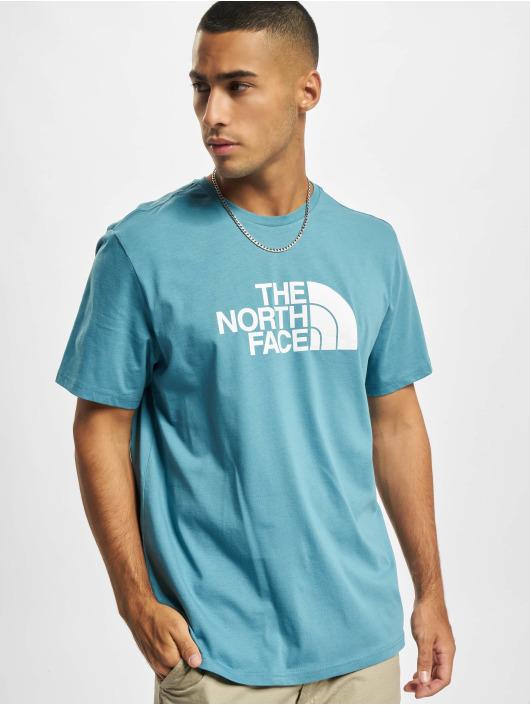 The North Face T-Shirty Easy niebieski