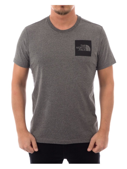 The North Face T-Shirty M SS Fine szary