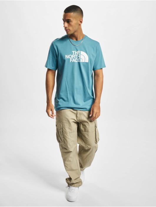 The North Face T-skjorter Easy blå