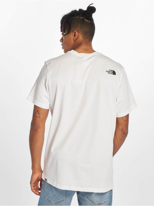 The North Face T-skjorter TNF hvit