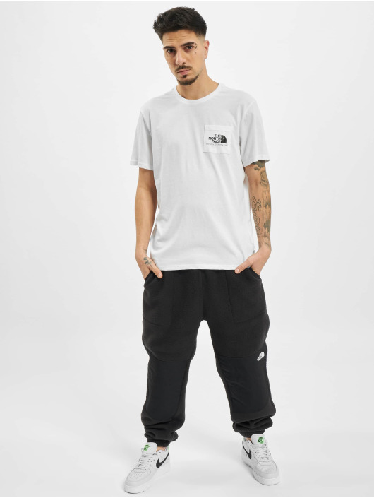 The North Face T-skjorter Berkeley hvit