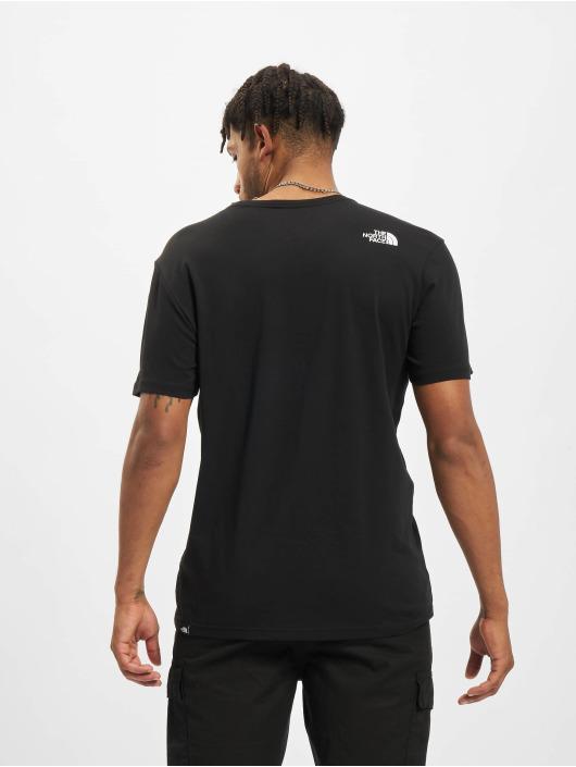 The North Face T-skjorter Fine svart
