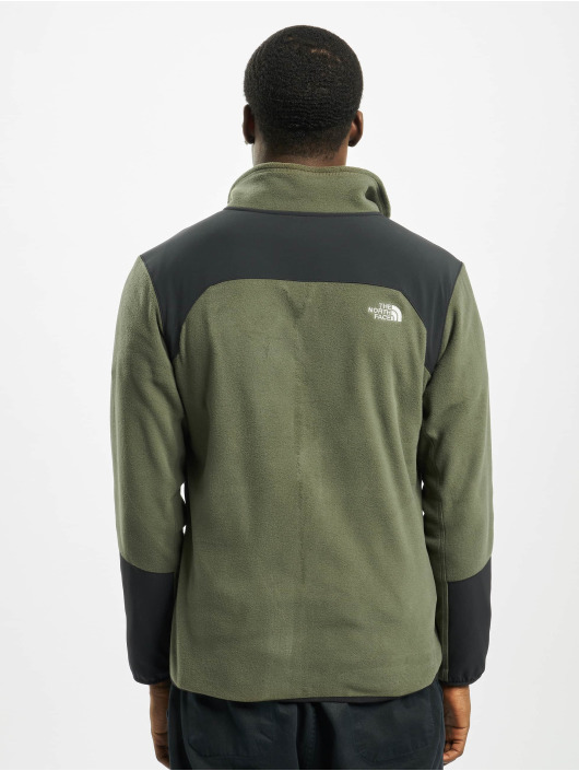 The North Face Transitional Jackets Glacier Pro Full grøn