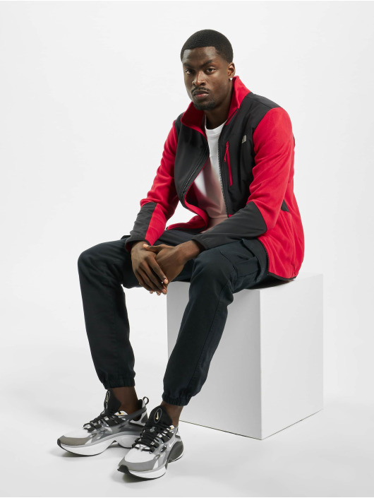 The North Face Transitional Jackets Glacier Pro Full Zip red