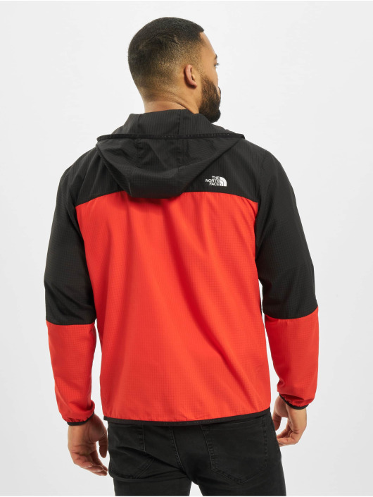 The North Face Transitional Jackets Tnl red