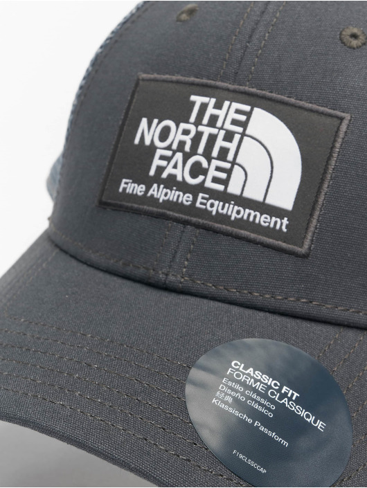 The North Face Trucker Cap Mudder grey