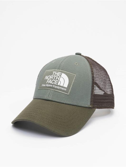 The North Face Trucker Cap Mudder grün
