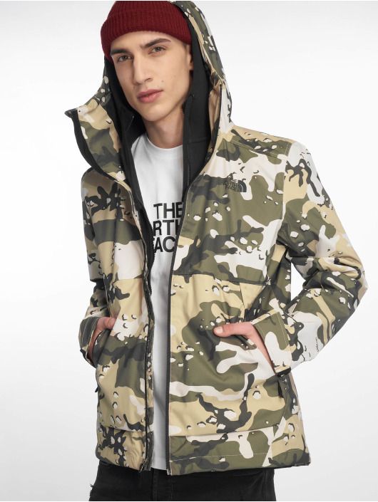 The North Face Übergangsjacke Millerton camouflage