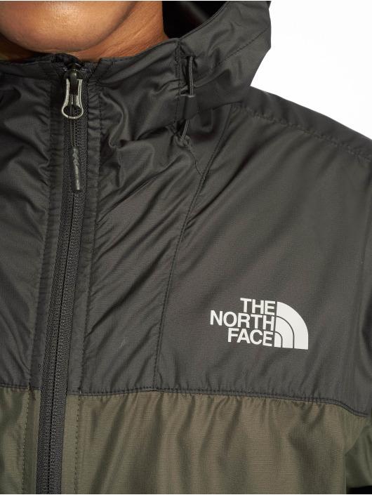 The North Face Übergangsjacke Cyclone 2 Hooded grün
