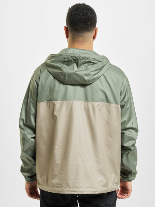 The North Face Übergangsjacke Cyclone Anorak grün
