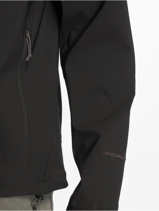 The North Face Übergangsjacke Nimble Hooded schwarz