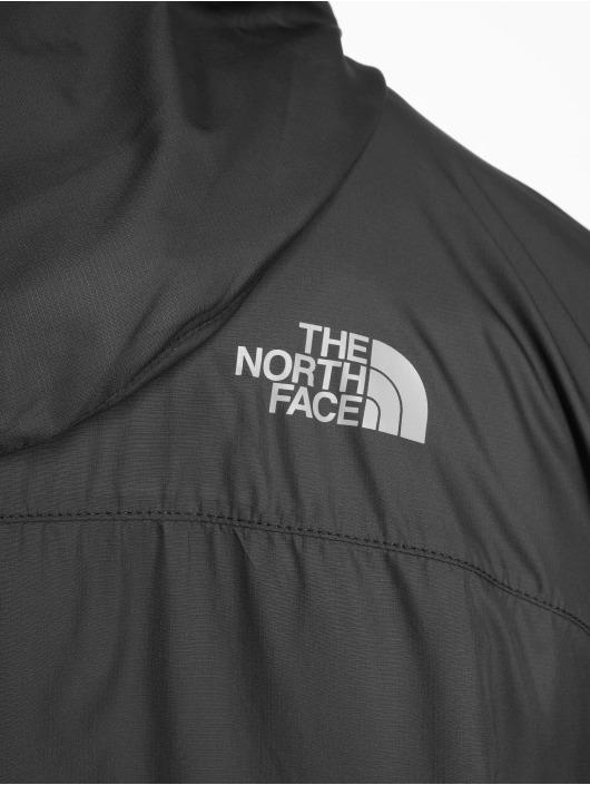 The North Face Übergangsjacke Fanorak schwarz