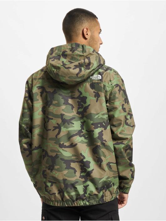 The North Face Välikausitakit Fanorak Brushwood camouflage