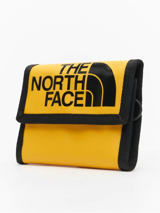 The North Face Wallet Base Camp yellow