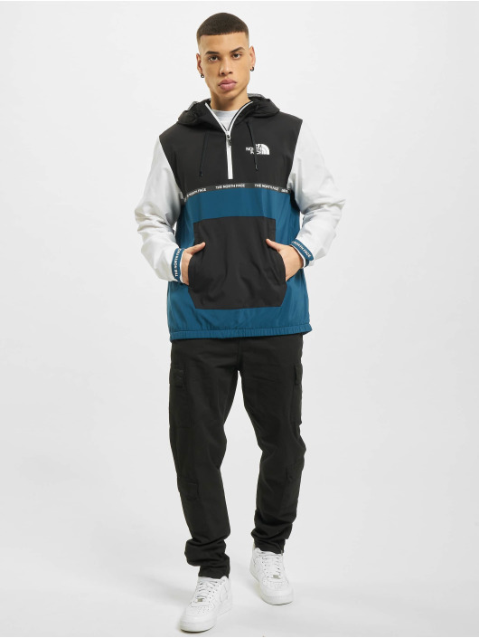 The North Face Zomerjas Face Ma Wind blauw