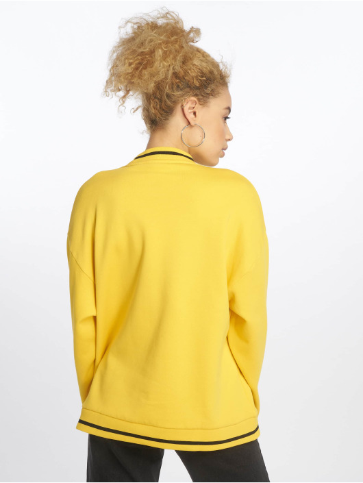 The Ragged Priest Gensre Yellow Embroidery gul