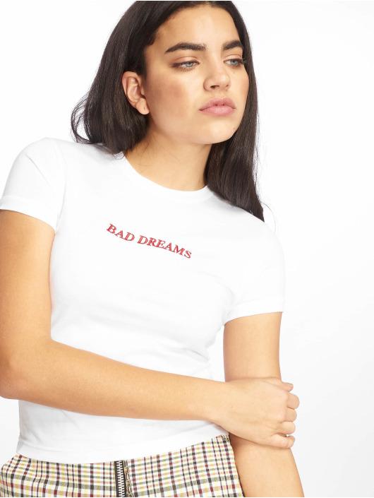 The Ragged Priest T-Shirt Bad Dreams blanc