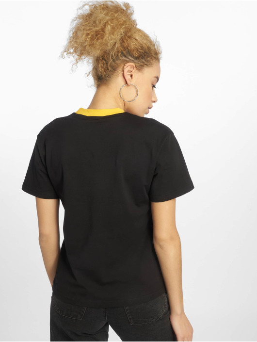 The Ragged Priest T-Shirt Embroidery schwarz