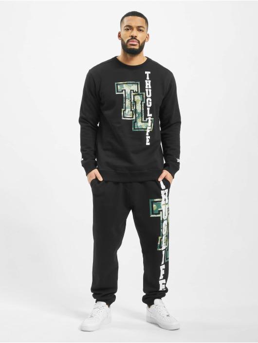 Thug Life Пуловер Under Pressure черный