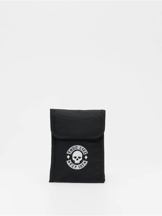 Thug Life Bag Skull black