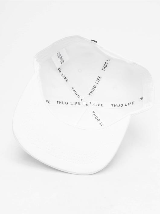 Thug Life Casquette Snapback & Strapback B.Golden blanc