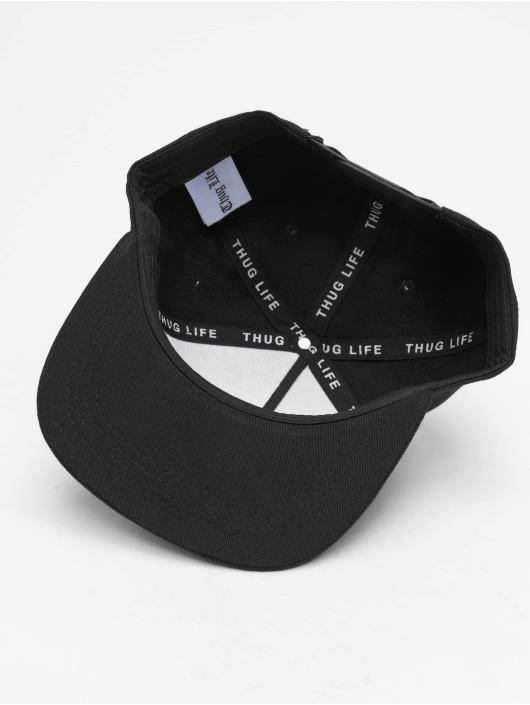 Thug Life Casquette Snapback & Strapback B.Golden noir