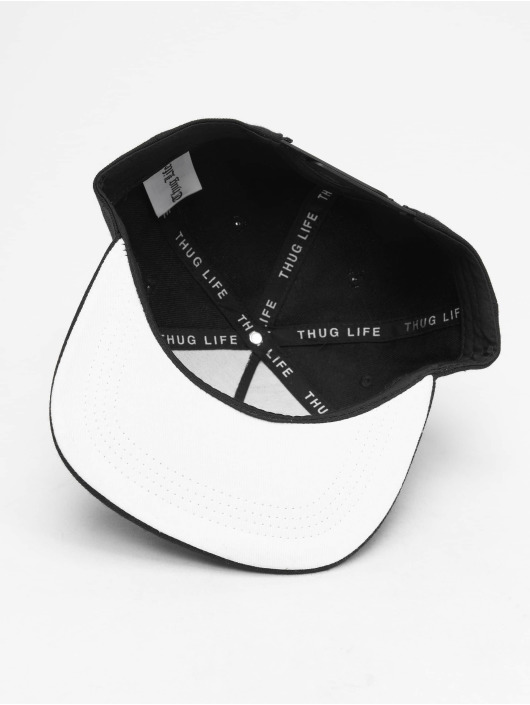 Thug Life Casquette Snapback & Strapback Young noir
