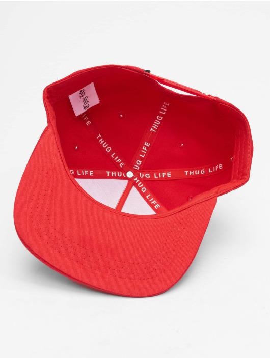 Thug Life Casquette Snapback & Strapback B.Golden rouge