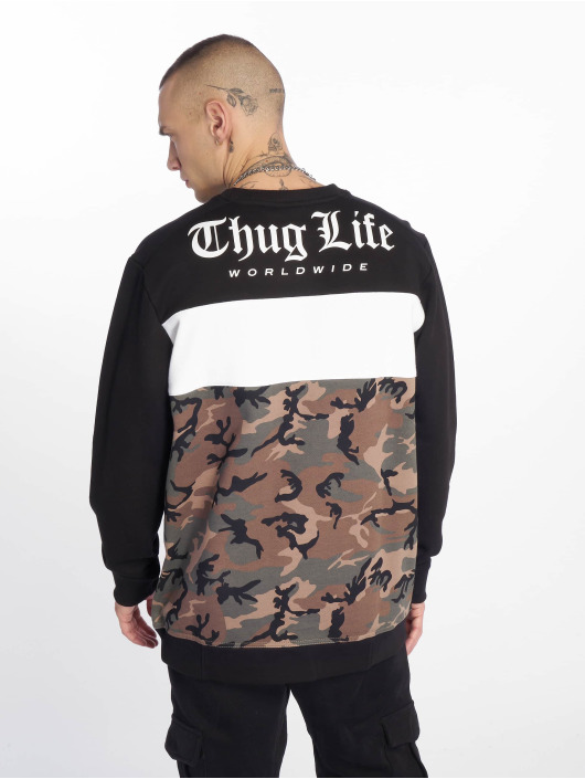 Thug Life Gensre Lion kamuflasje
