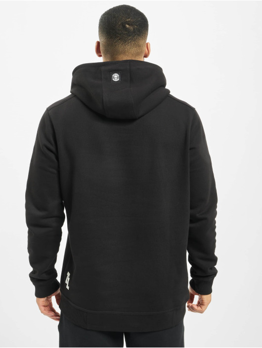 Thug Life Hoodie Stay True black